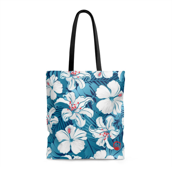 "Queen of the Beach® Circle Crown ""Paradise"" Tote"