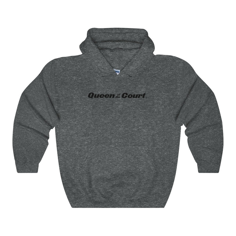 Queen of the Court® Unisex Heavy Blend™ Hooded Sweatshirt