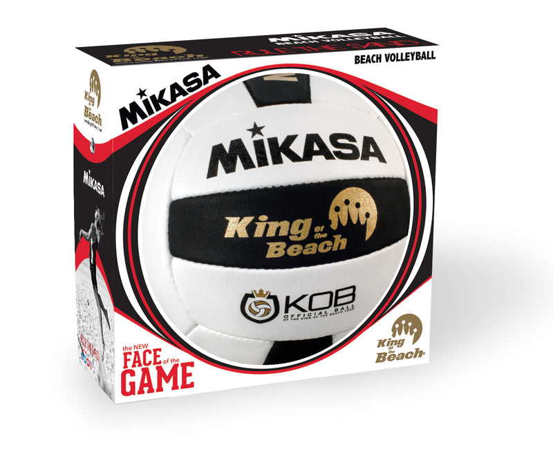 Mikasa® King of the Beach® Official Tour Volleyball by Miramar® Retail Box