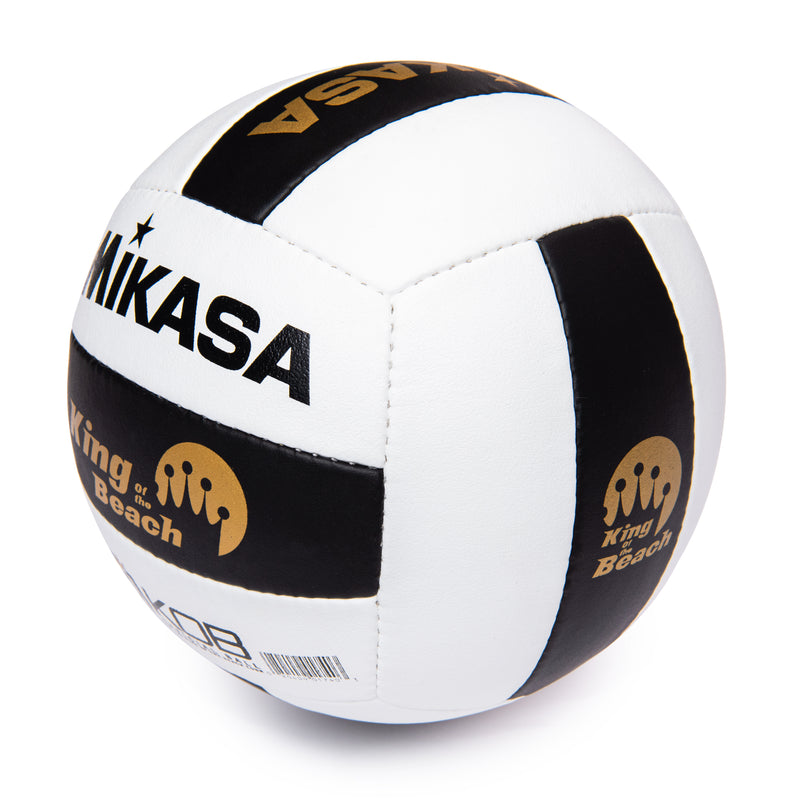 Mikasa® King of the Beach® Official Tour Volleyball Side View