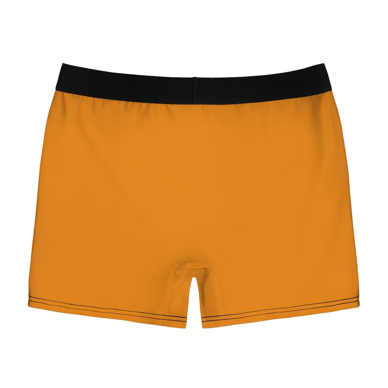 King of the Beach® Orange Palm Men's Boxer Briefs