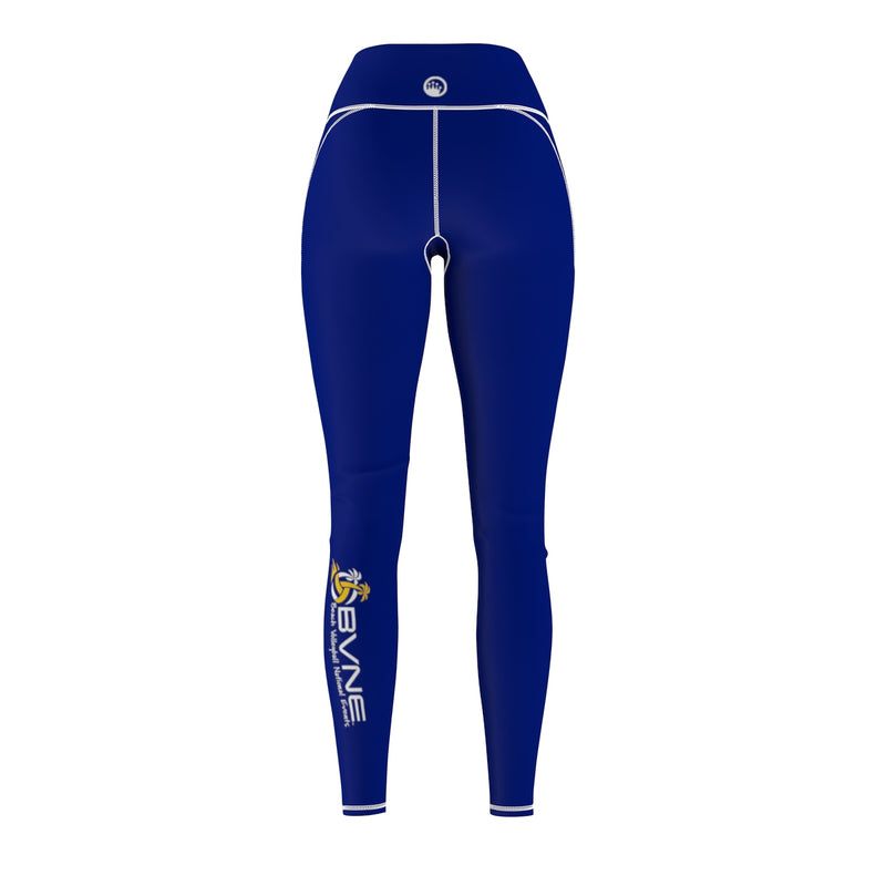 Queen Of The Beach® BVNE™ Collection Signature Navy Leggings