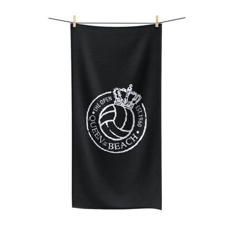 Queen Of The Beach® Old School Logo Towel