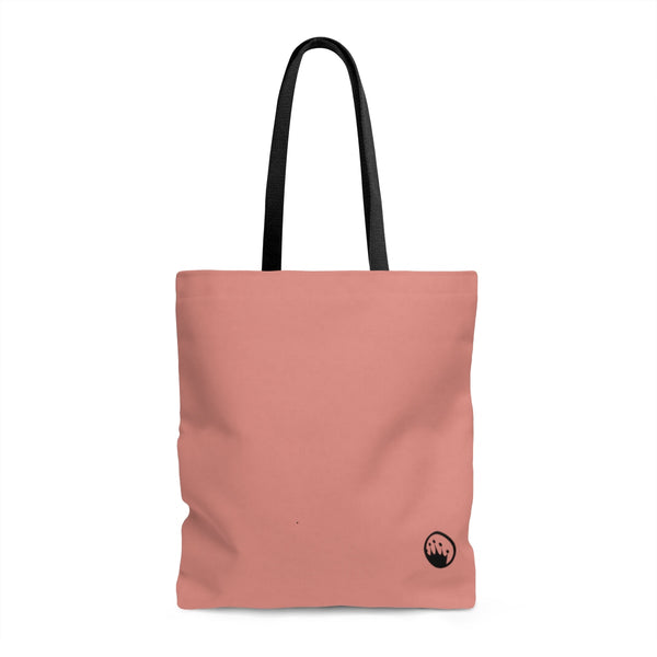"Queen of the Beach® Circle Crown ""Meeting"" Rose Tote"