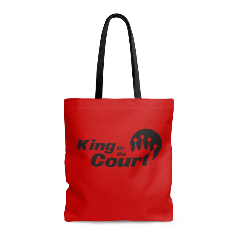 King of the Court® Red Tote Bag