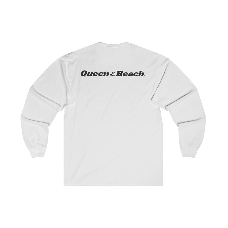 Queen Of The Beach® BVNE™ Collection Girl Long Sleeve Tee