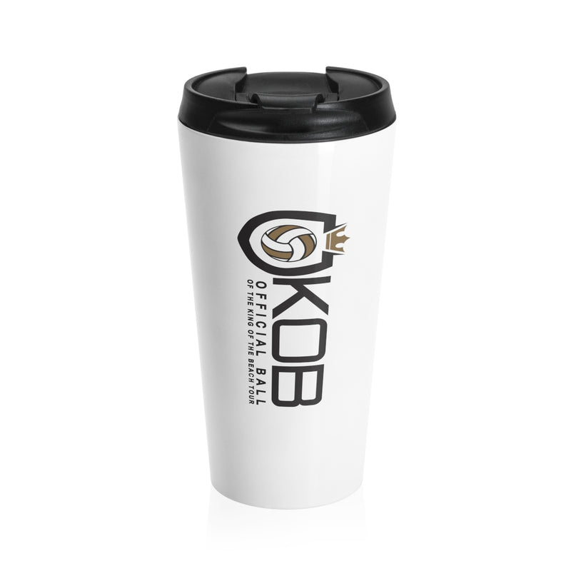 King Of The Beach® Stainless Steel Travel Mug
