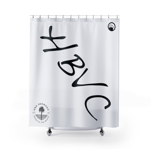 Queen of the Beach® HBVC Shower Curtains