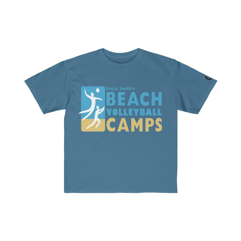 King Of The Beach® Sinjin Smith's Beach Volleyball Camps Boy's Tee