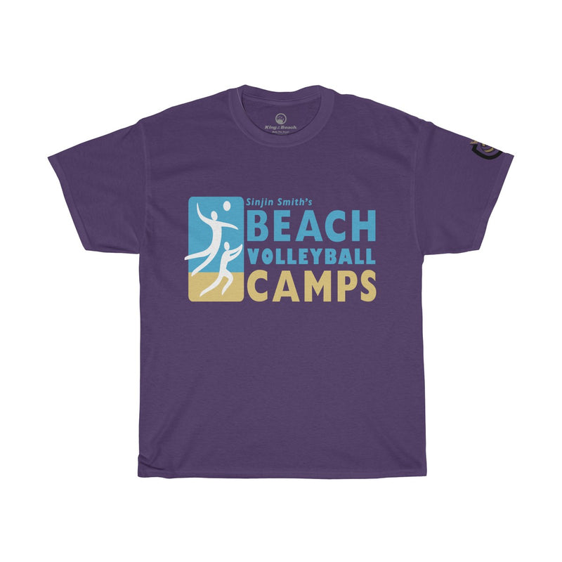 King Of The Beach® Sinjin Smith's Beach Volleyball Camps Collection Men's Tee