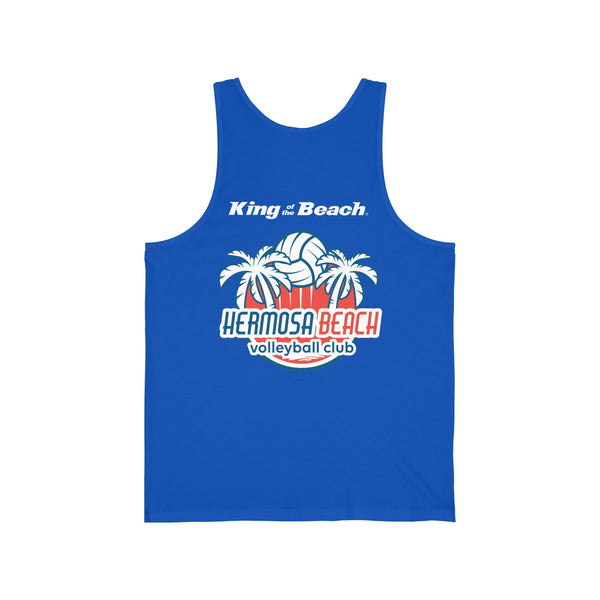 King Of The Beach™ Hermosa Beach Collection Men's Tank