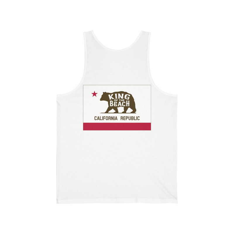 KOB California Club Collection Jersey Tank