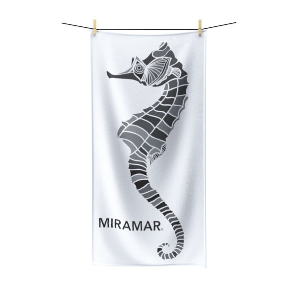 Miramar® Seahorse Collection Bath Towel