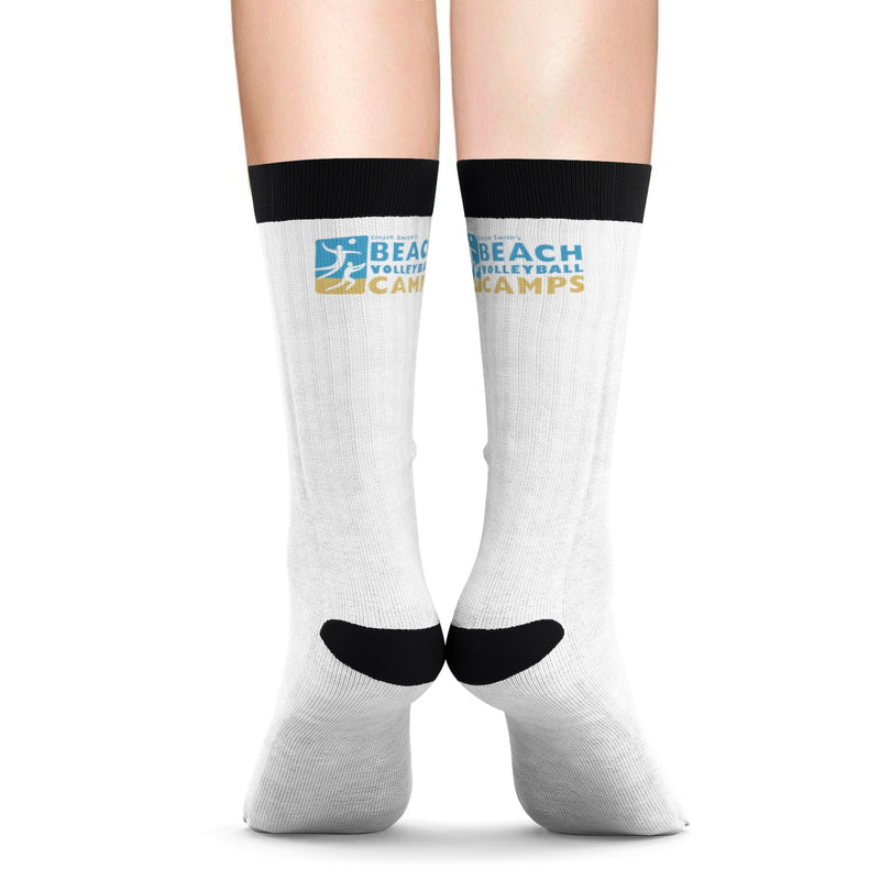 King Of The Beach™ Sinjin Smith's Beach Volleyball Camps Socks