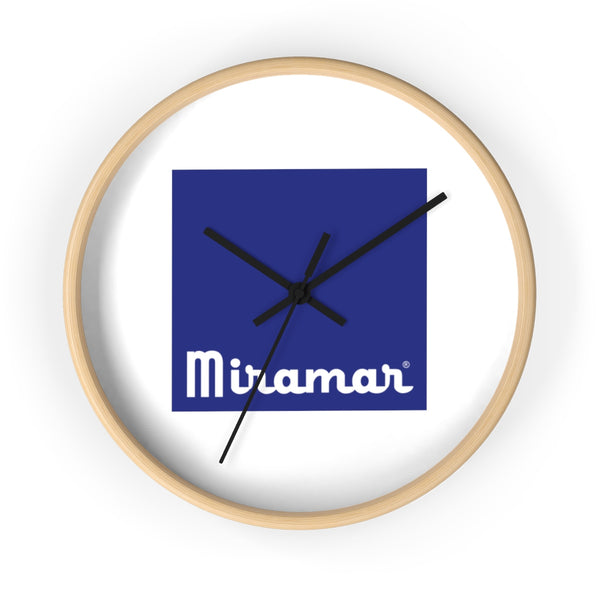 Miramar® Wall Clock