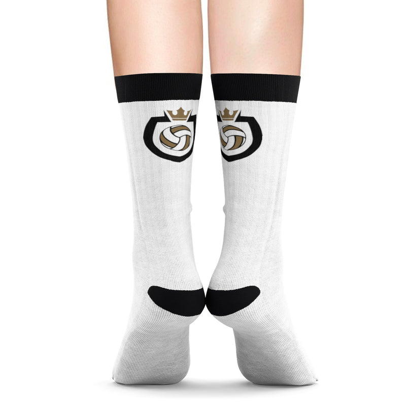 Queen of the Court® Super Crown Socks