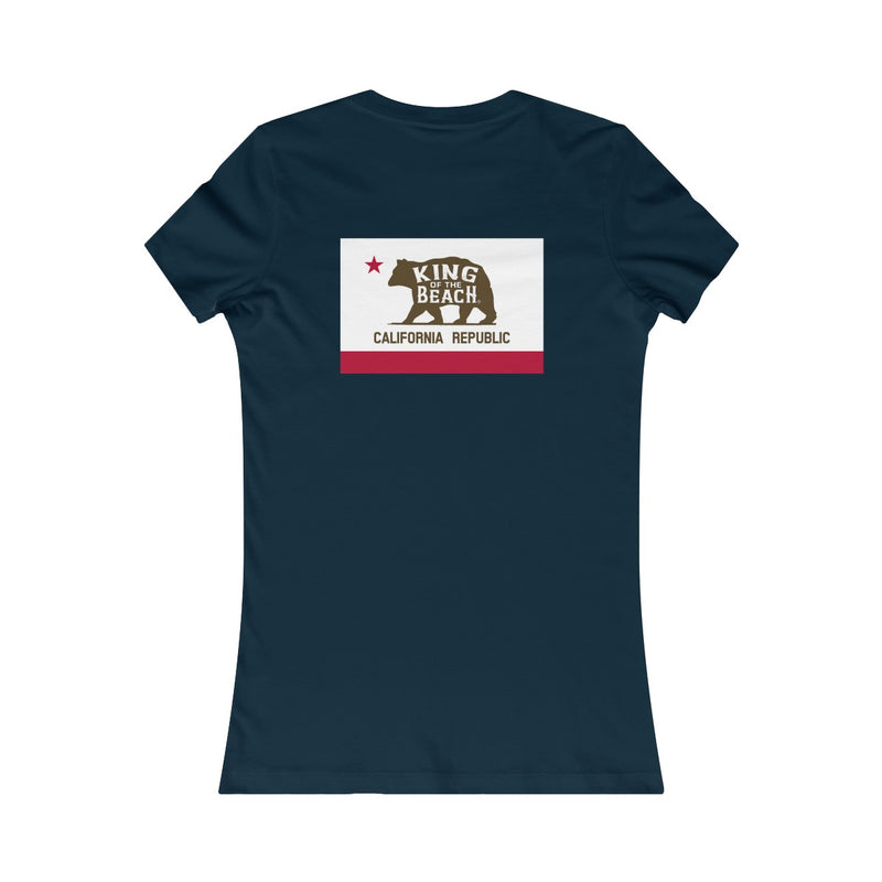 KOB California Club Collection Women's Tee
