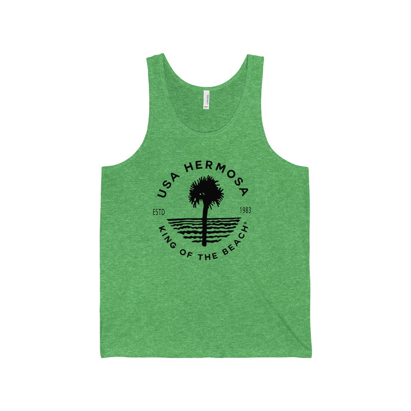 King Of The Beach™ Hermosa Beach Collection Classic Men's Tank