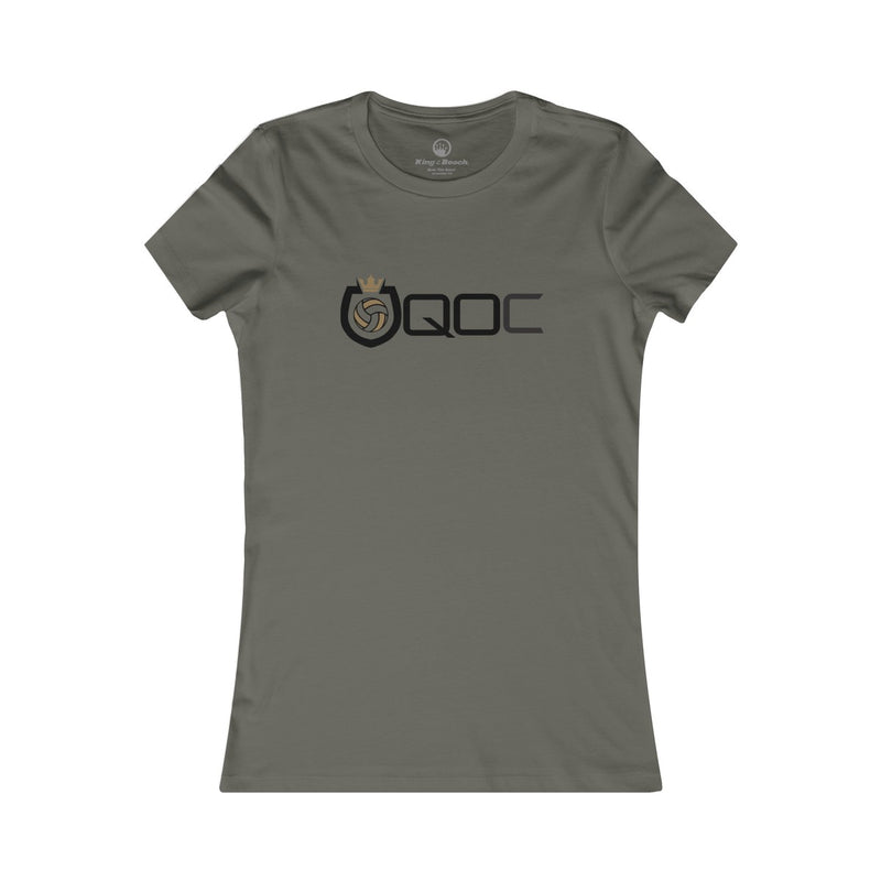 Queen Of The Court® Shield Logo T-Shirt