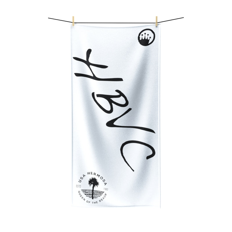 Queen of the Beach® HBVC Towel