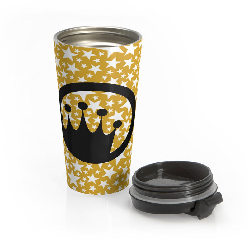 Queen of the Beach® Fireworks Travel Mug