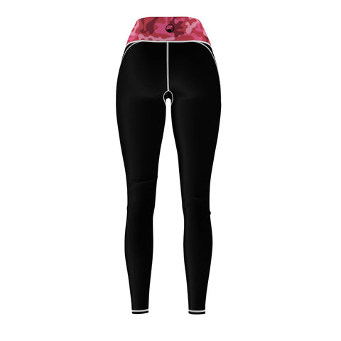 Queen Of The Beach® Women's Sand Warrior Circle Crown Sports Leggings