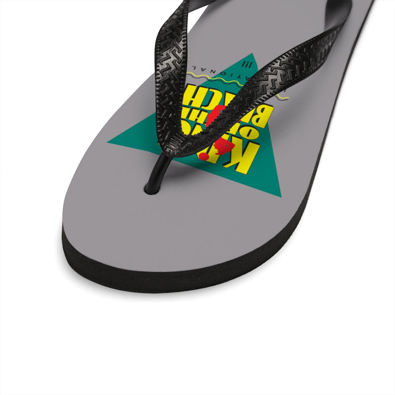 King of the Beach® Classic Invitational Green Edition Flip-Flops