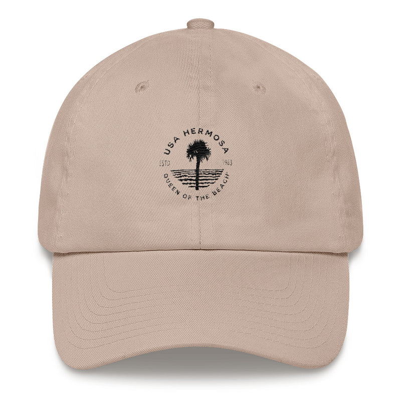 Queen Of The Beach™ Hermosa Beach Collection Classic Dad hat