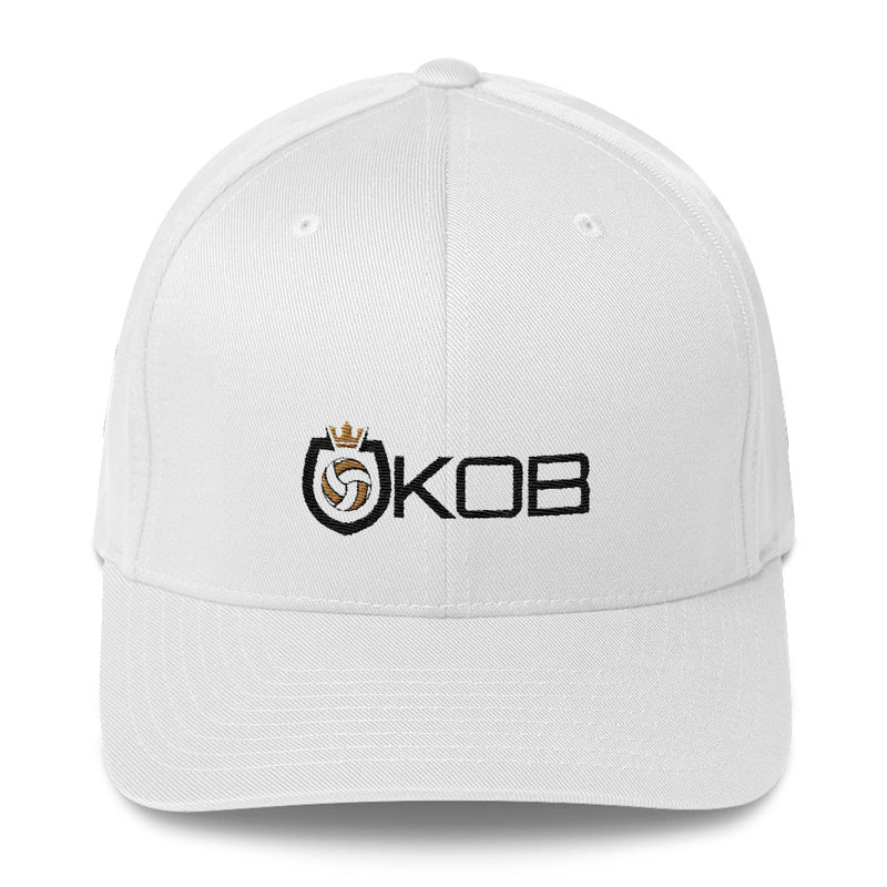 "King Of The Beach® Shield Logo ""Rule The Sand Collection"" Twill Cap"
