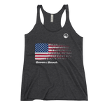 "Queen of the Beach® ""USA"" Racerback Tank"