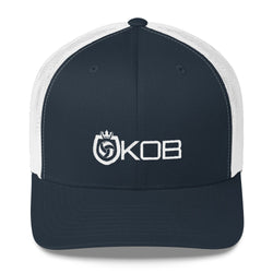 King Of The Beach® Shield Logo Trucker Cap