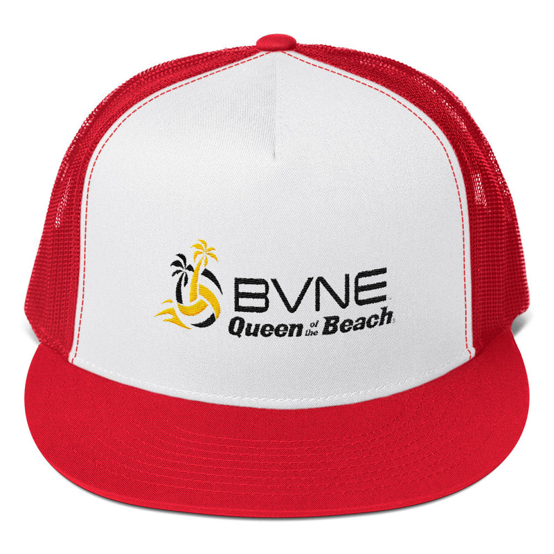 Queen Of The Beach™ BVNE Collection Trucker Cap