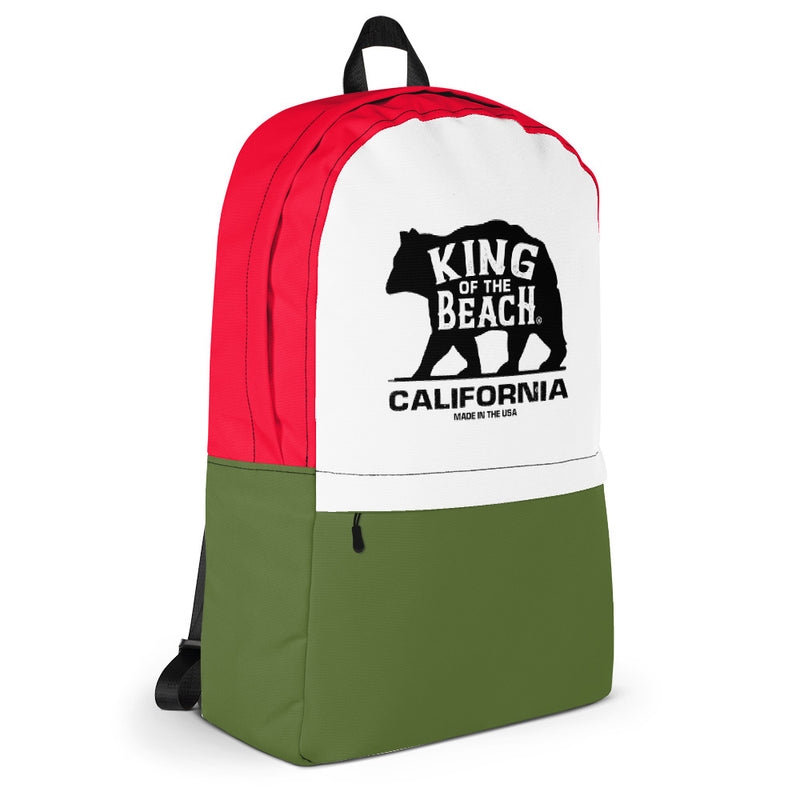 King Of The Beach® California Collection Classic Backpack