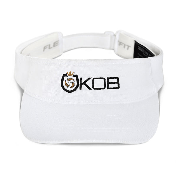 King Of The Beach® Shield Logo Visor