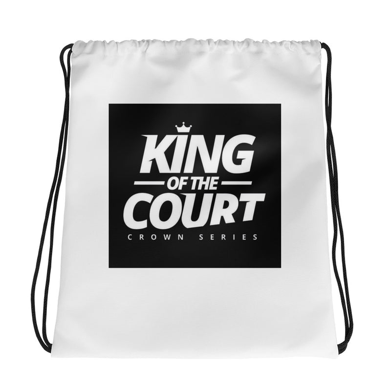 King of the Court™ Drawstring bag