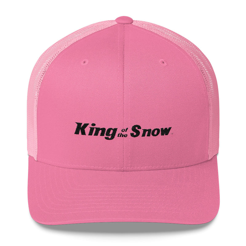 King Of The Snow™ Trucker Cap
