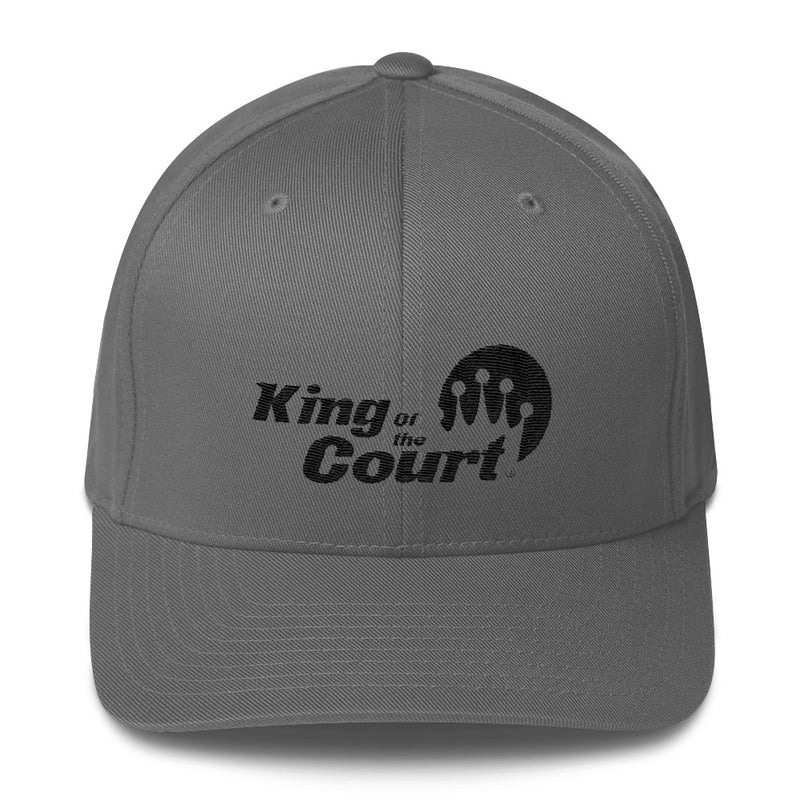 King Of The Court® Stack Logo Twill Cap