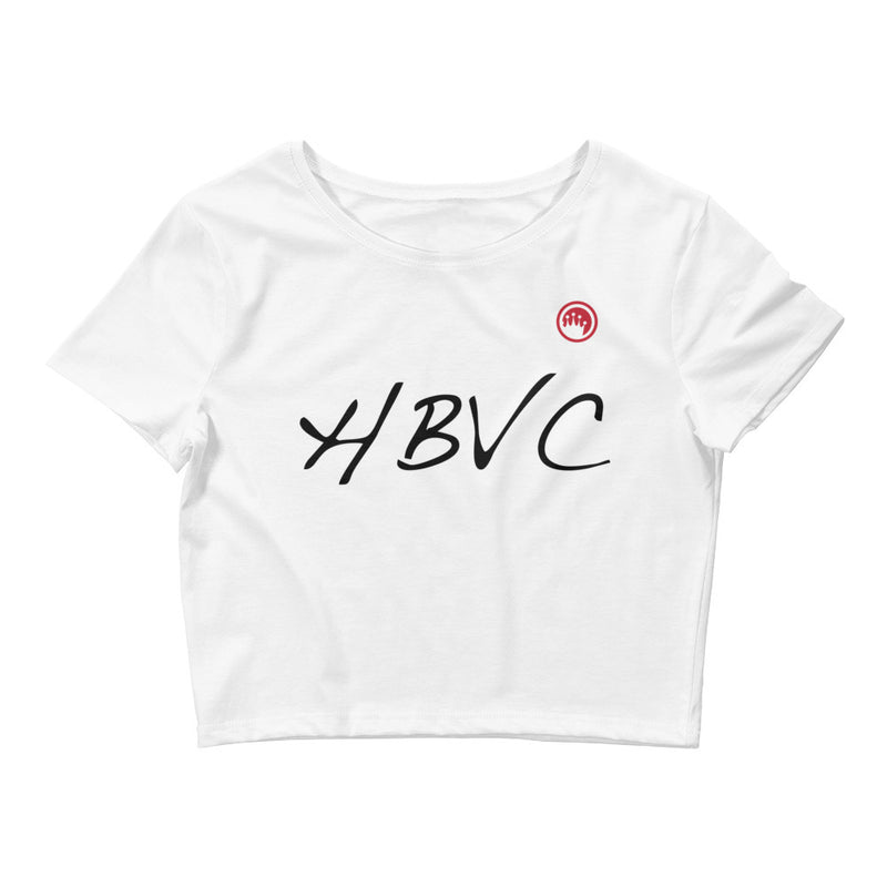 Queen of the Beach® HBVC Crop Tee