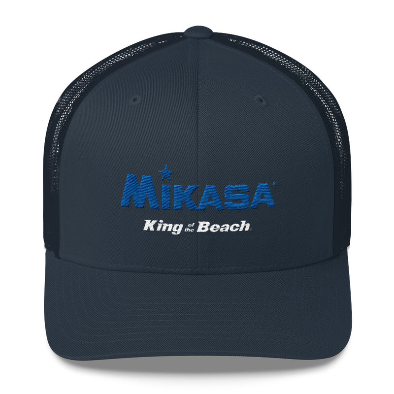 King Of The Beach® x Mikasa® Signature Trucker Cap