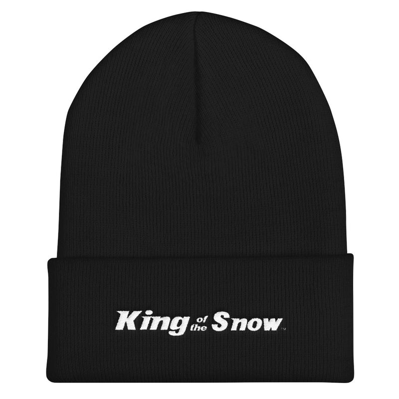 King Of The Snow™ Cuffed Beanie