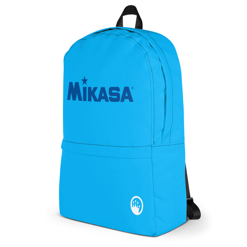 King Of The Beach® x Mikasa® Circle Crown Blue Backpack