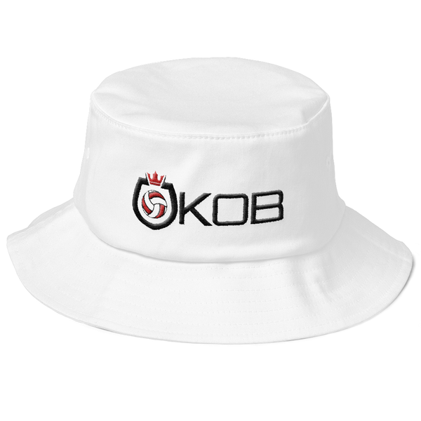 King Of The Beach™ Old School Bucket Hat