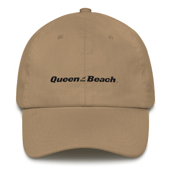 Queen Of The Beach® Signature Dad Hat