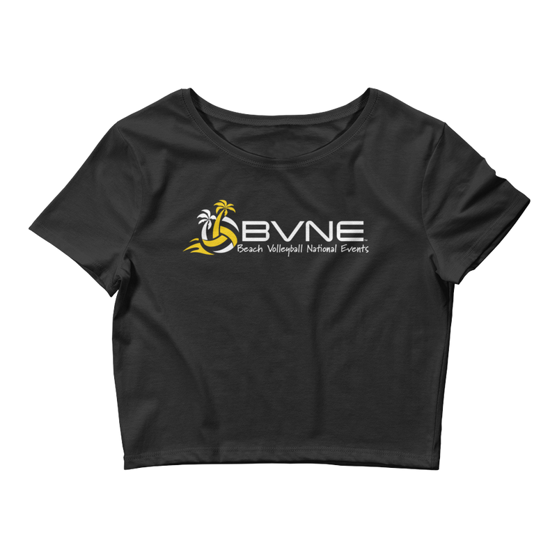Queen Of The Beach® BVNE™ Collection Women's Crop Tee