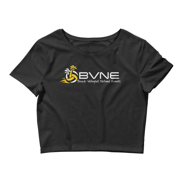 BVNE™ Collection Women's Crop Tee