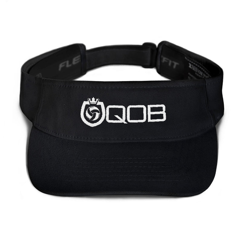 Queen Of The Beach® Shield Logo Visor