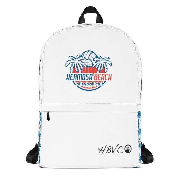 Queen Of The Beach™ HBVC Floral Backpack