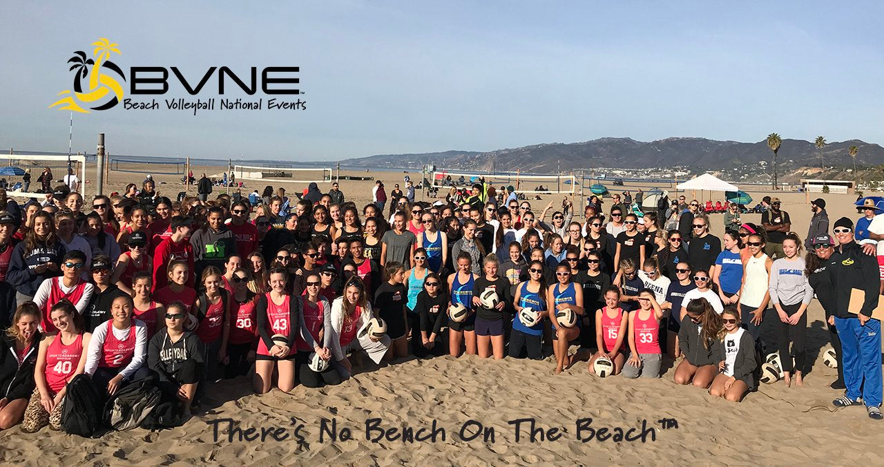 Queen Of The Beach™ BVNE Juniors Beach Club League