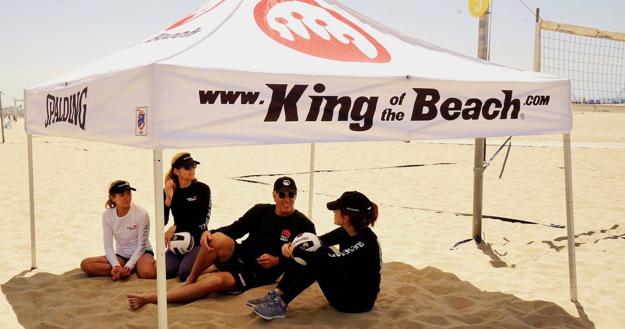 2017 Juniors Beach Volleyball King of the Beach® and Queen of the Beach™