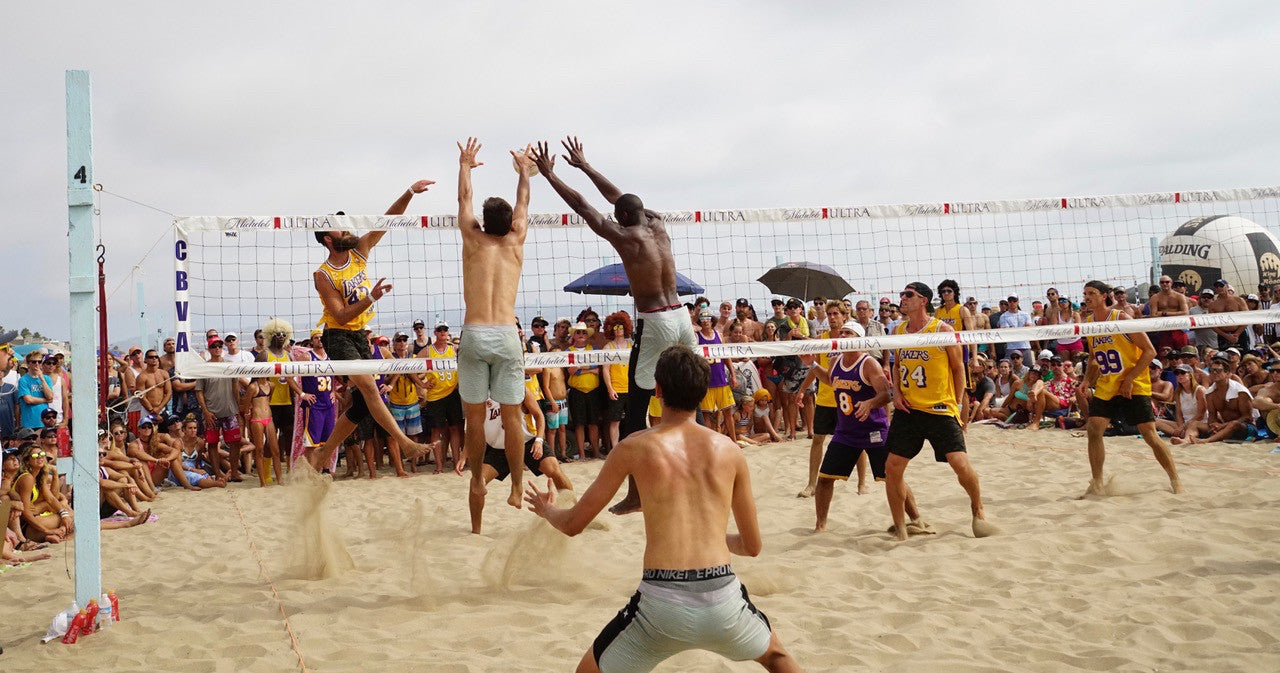 King of the Beach® - Charlie Saikley 6-Man Beach Volleyball Tournament